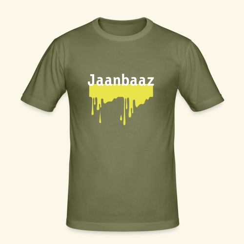 jaanbaaz - Men's Slim Fit T-Shirt