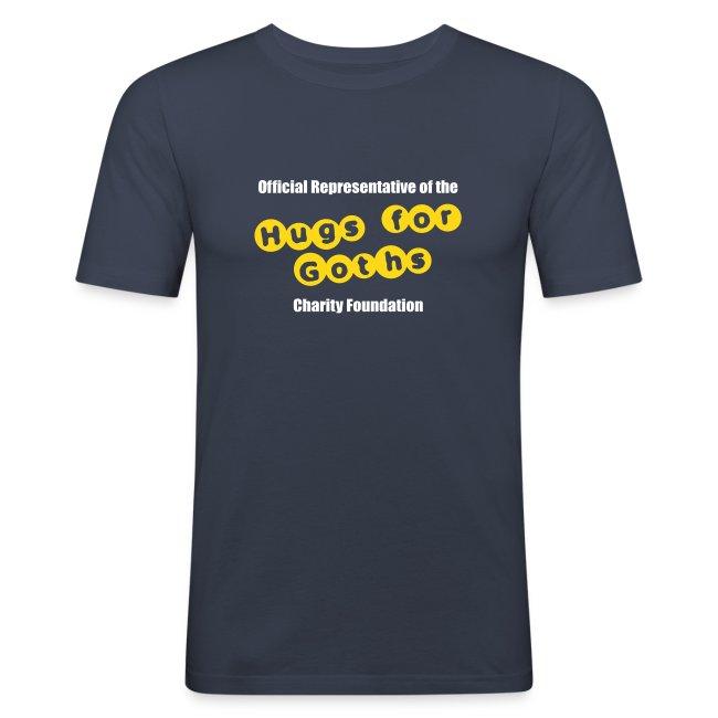 """""""Hugs for Goths"""" T-Shirt"""