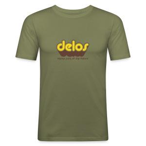 Delos - Men's Slim Fit T-Shirt