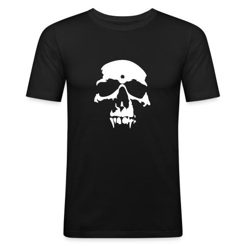 t-shirt respect - T-shirt près du corps Homme