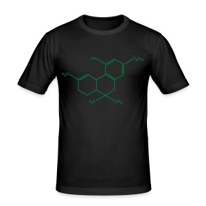 THC - slim fit T-shirt