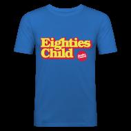 T-shirts ~ slim fit T-shirt ~ Eighties Child