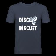 T-Shirts ~ Men's Slim Fit T-Shirt ~ Glow In the Dark - Slim Fit