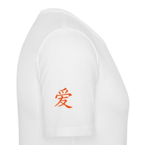 AI-WO - T-shirt près du corps Homme