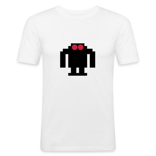 Robot - Männer Slim Fit T-Shirt