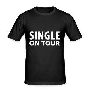 SINGLE ON TOUR - slim fit T-shirt
