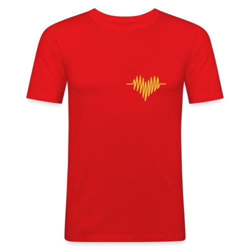 España campeona Con tu Nombre - Camiseta ajustada hombre