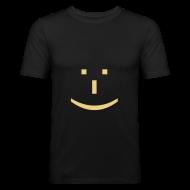 T-shirts ~ slim fit T-shirt ~ Smile ...