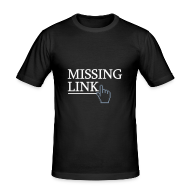 T-shirts ~ slim fit T-shirt ~ Missing Link