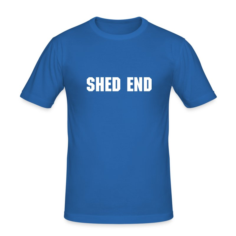 Shed End - Men's Slim Fit T-Shirt