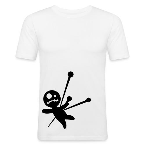Voodo Doll - Men's Slim Fit T-Shirt