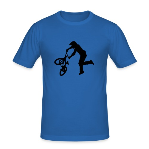 Bmx - Men's Slim Fit T-Shirt