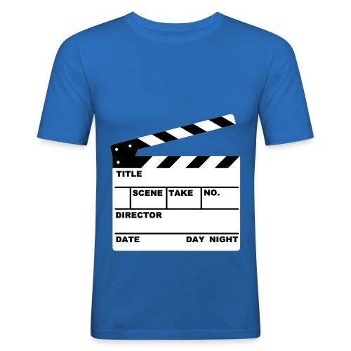 T-shirt Pres du corp Action - T-shirt près du corps Homme