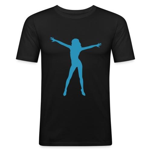 It's reality bitch - slim fit T-shirt