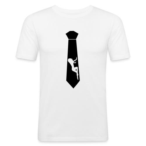 DCG Slim Fit STYLE - Maglietta aderente da uomo
