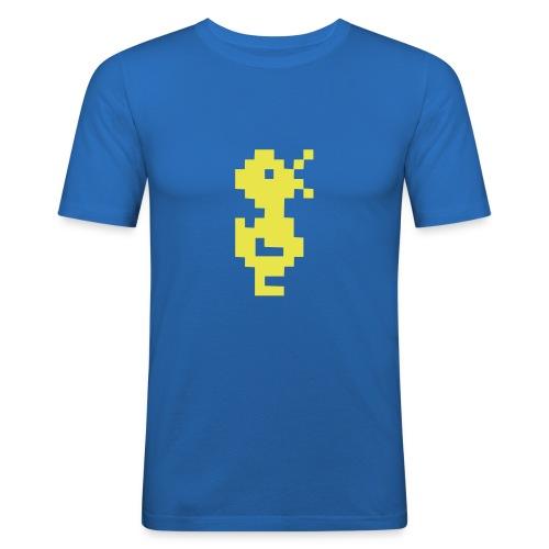 pixel duck - Men's Slim Fit T-Shirt