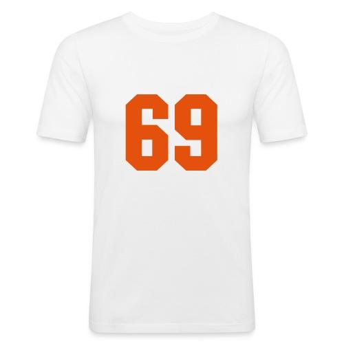 69 - Men's Slim Fit T-Shirt