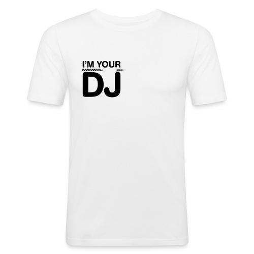 T-shirt DJ - T-shirt près du corps Homme
