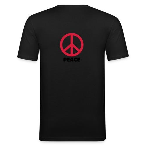 Peace - T-shirt près du corps Homme