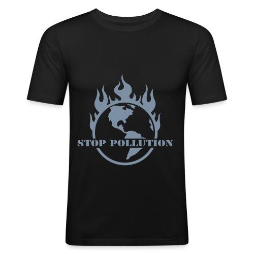 Imod Malaria - Herre Slim Fit T-Shirt