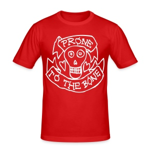 Prone to the Bone - slim fit T-shirt