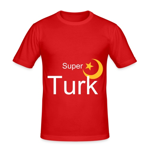 Super Turk - slim fit T-shirt