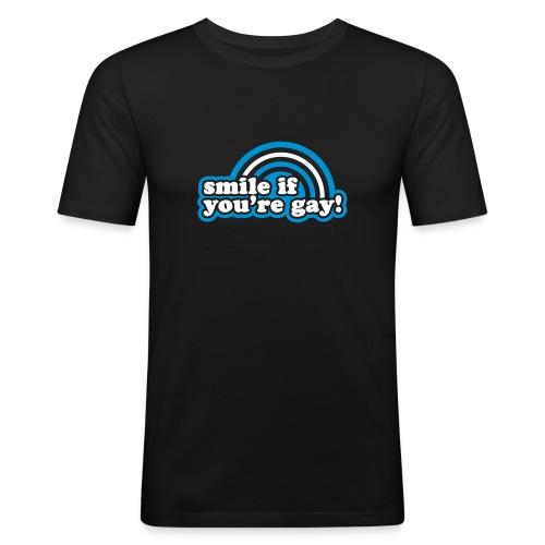 PORN FAB - T-shirt près du corps Homme