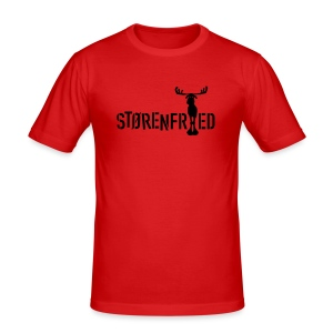 STØRENFRIED - Männer Slim Fit T-Shirt