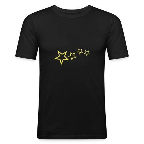 Stars - Slim Fit T-skjorte for menn