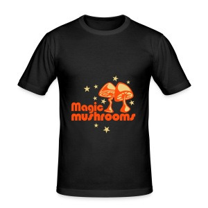 Magic Mushrooms - slim fit T-shirt