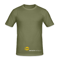 T-Shirts ~ Männer Slim Fit T-Shirt ~ T-Shirt eng auch in anderen Farben