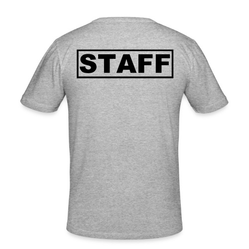 Tshirt Staff - T-shirt près du corps Homme