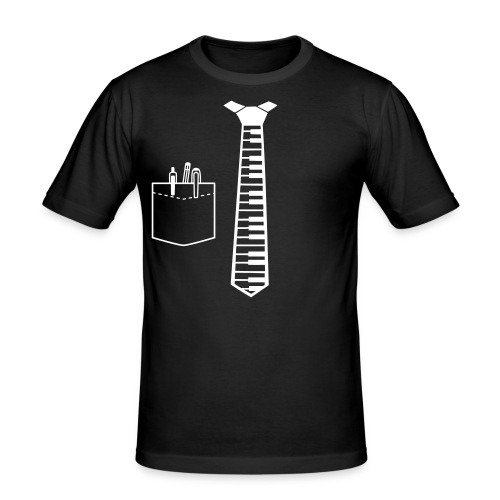Ready For Work - Men's Slim Fit T-Shirt