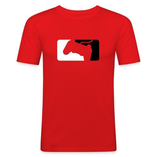 Pro Gamer Shirt Red - T-shirt près du corps Homme