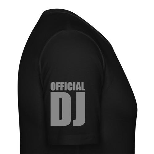 DJ STAR - T-shirt près du corps Homme