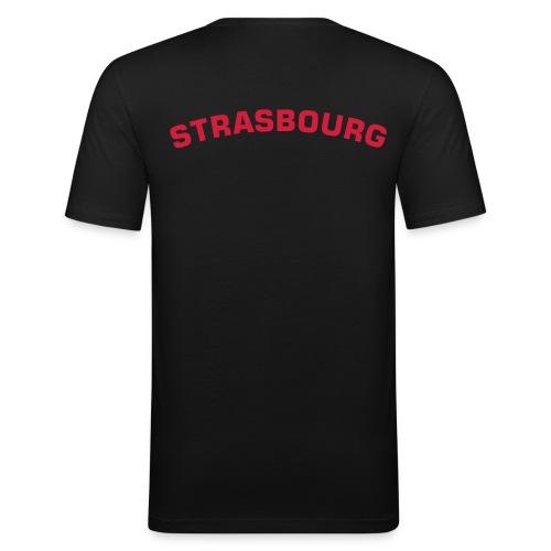 67 sang - T-shirt près du corps Homme
