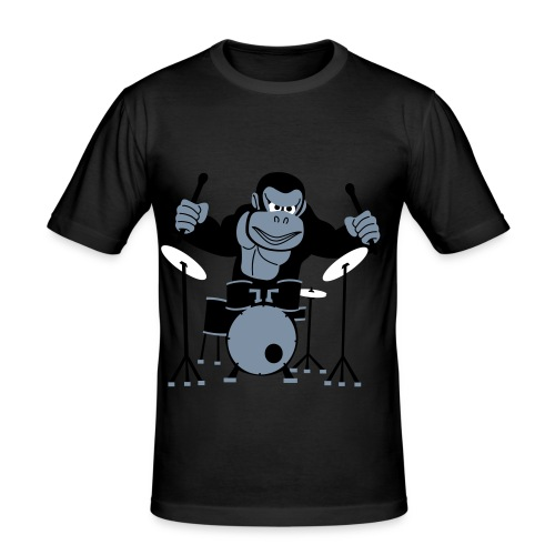 Drums - Men's Slim Fit T-Shirt