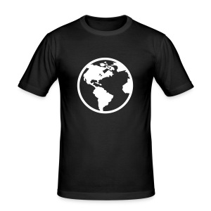 One Earth - Men's Slim Fit T-Shirt