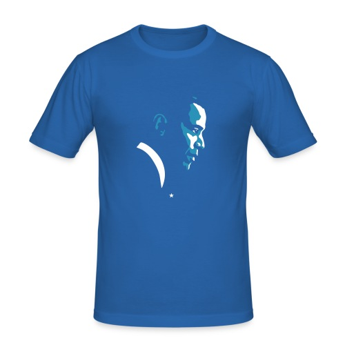 OBAMA - Men's Slim Fit T-Shirt