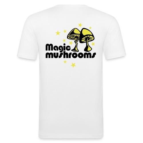 Magic Mushrooms shirt - slim fit T-shirt
