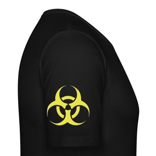 Biohazard - Männer Slim Fit T-Shirt