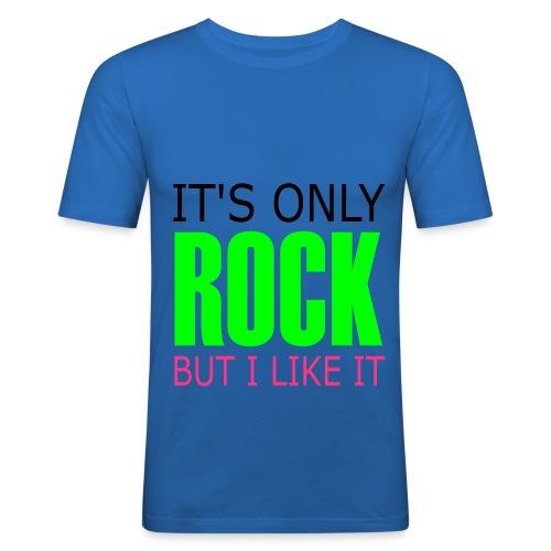 ROCK - T-shirt près du corps Homme