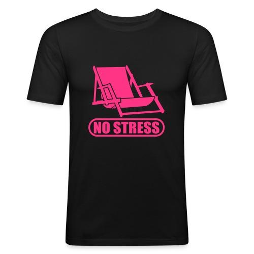 Relax - Männer Slim Fit T-Shirt