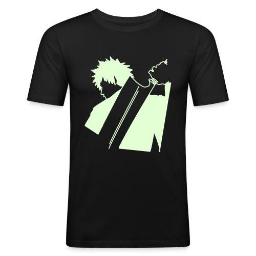 ichigonight - T-shirt près du corps Homme