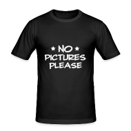 T-shirts ~ slim fit T-shirt ~ No pictures please