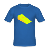 T-Shirts ~ Men's Slim Fit T-Shirt ~ Le Grand Fromage
