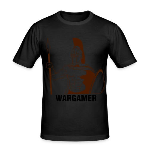 WARGAMER TEE - Men's Slim Fit T-Shirt