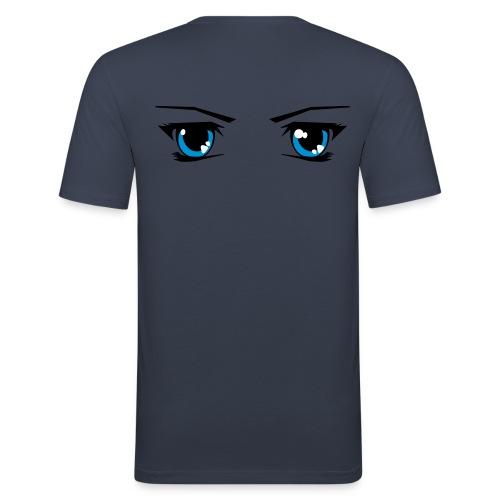 fruuger - Camiseta ajustada hombre