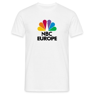 NBC EUROPE Shirt - Männer T-Shirt