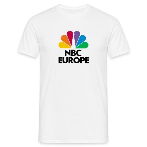 NBC EUROPE Shirt - Männer T-Shirt